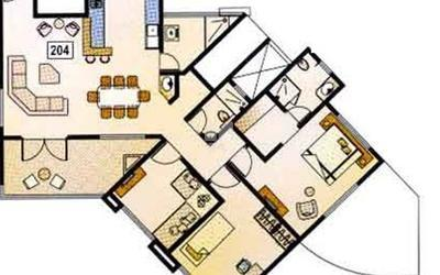 platinum-towers-in-wakad-floor-plan-2d-193i