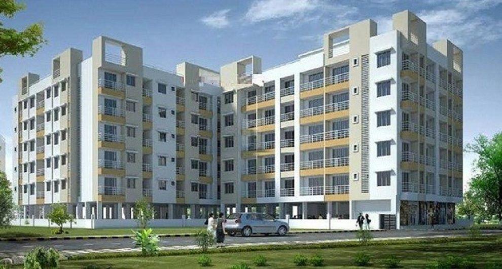 Raj Krushnleela Apartment - Project Images