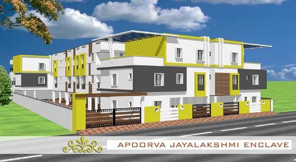 Apoorva Jayalakshmi Enclave - Project Images