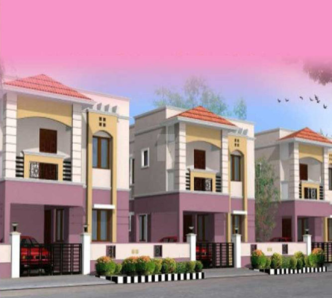 S S Badkhal Home - Project Images