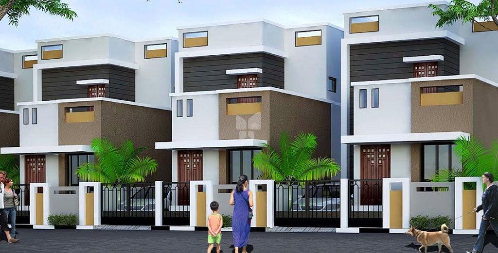 Vishnu sai akshayam in sithalapakkam chennai price for Individual house models in chennai