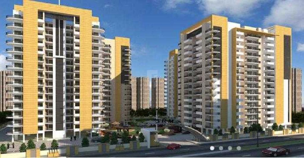 SRM Raj Mahal - Elevation Photo