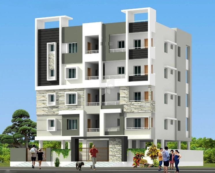Sridhara and Srinadha Residency - Project Images