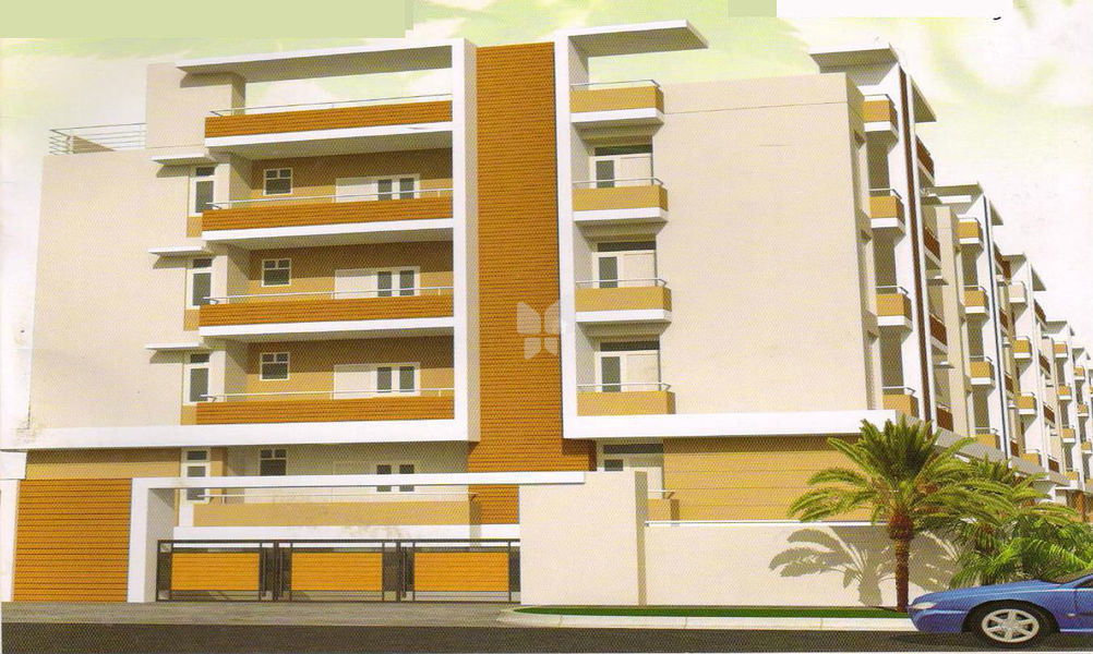 Citadil Ashwini Homes - Elevation Photo