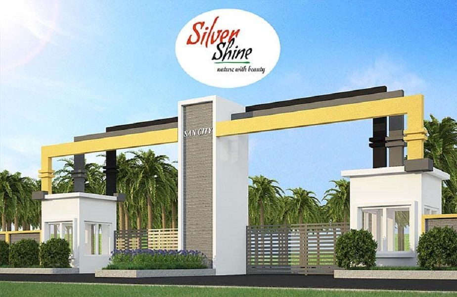San City's Silver Shine - Project Images