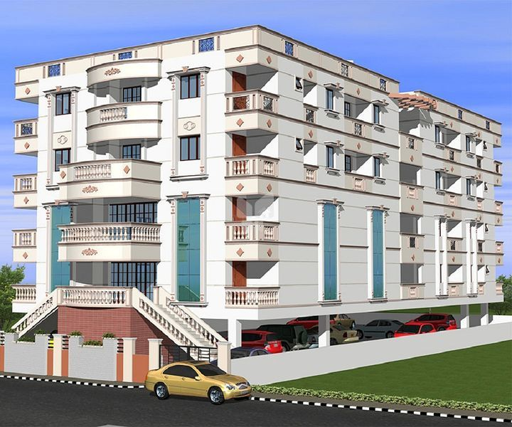 KP Mambakkam - Project Images