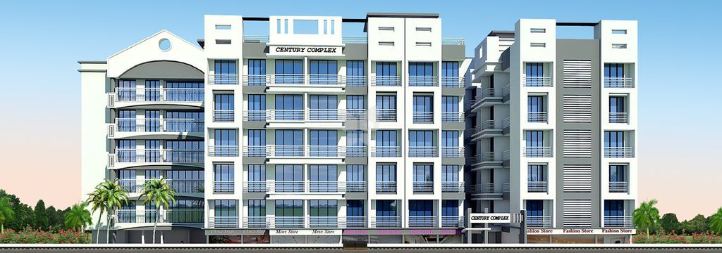 Century Complex - Project Images
