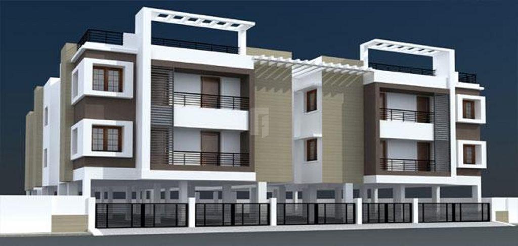 Tirupatiyar Lotus Apartment - Project Images