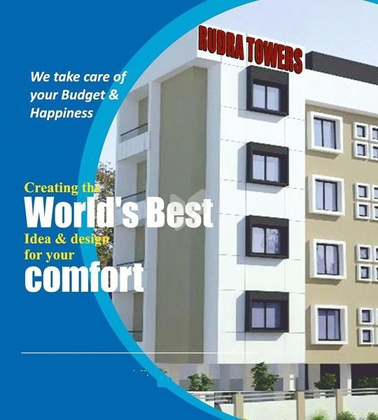 Bansal's Rudra Towers - Project Images