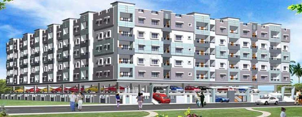 Sri Sai Balaji Towers - Project Images