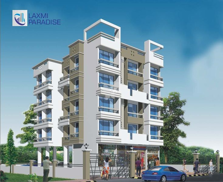 Shubh Laxmi Paradise - Elevation Photo