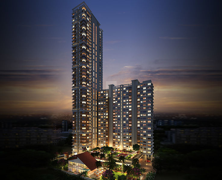Ashar Maple Heights - Project Images