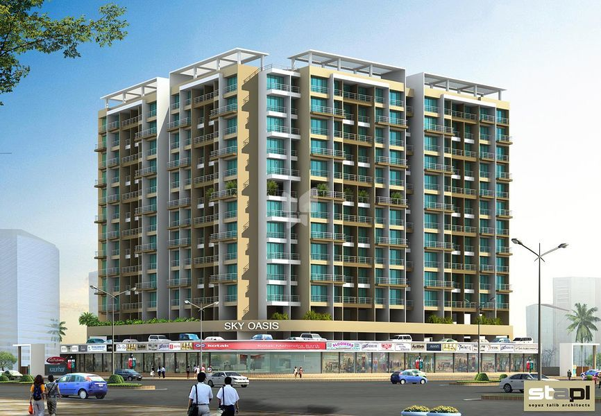 Bhagwati Sky Oasis - Project Images