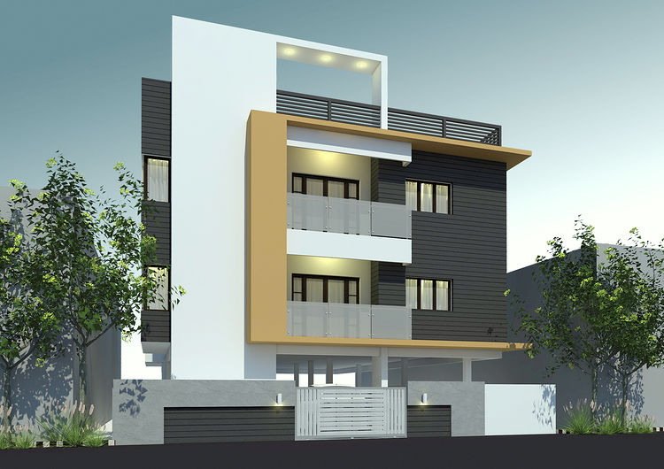 Residency Vilaasa - Elevation Photo