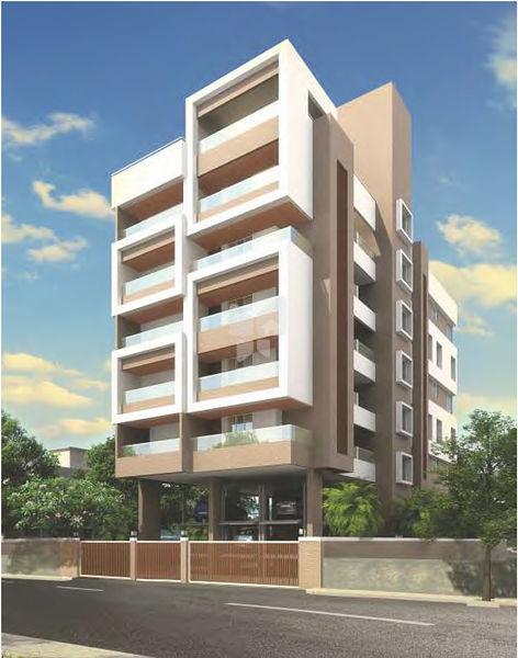 Kotibhaskar Mugdhali Apartment - Elevation Photo