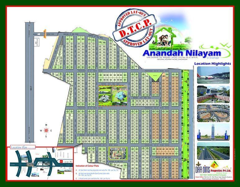 Anandah Nilayam - 2 - Master Plans