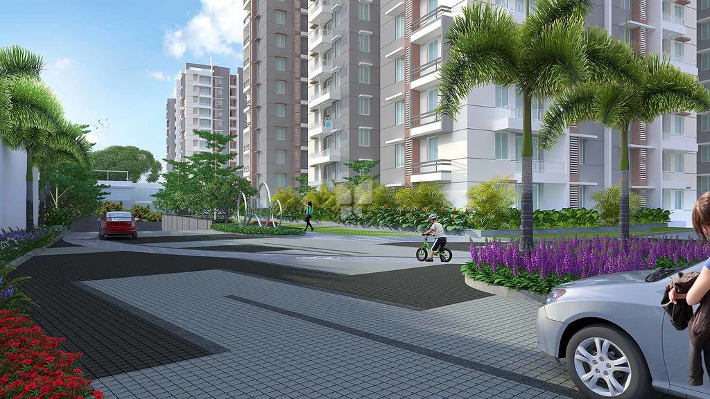 Aparna Hillpark Silver Oaks In Chandanagar Hyderabad