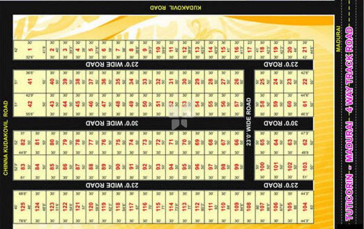 Meenakshi Nagar - Master Plans