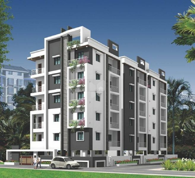 Creative Chanakya Meadows - Elevation Photo