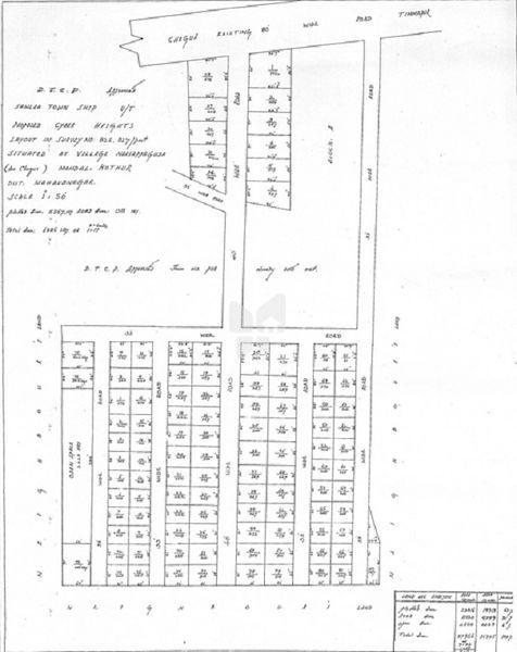 Sawera Cyber City - Master Plans