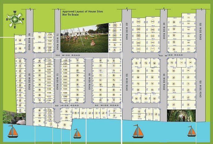Ezhil Nagar Phase II - Master Plan