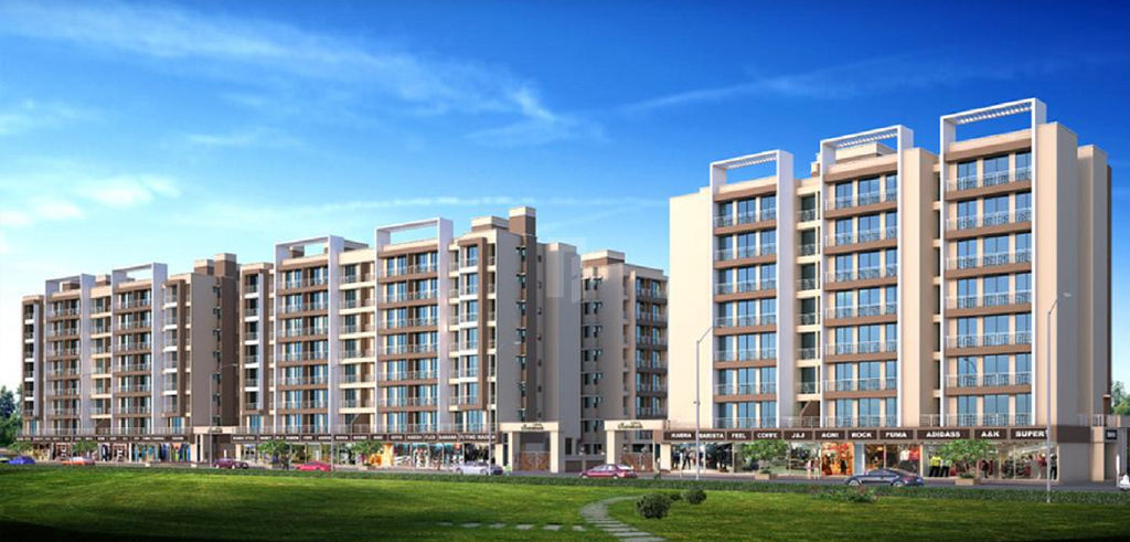 Virat Greenwoods - Project Images