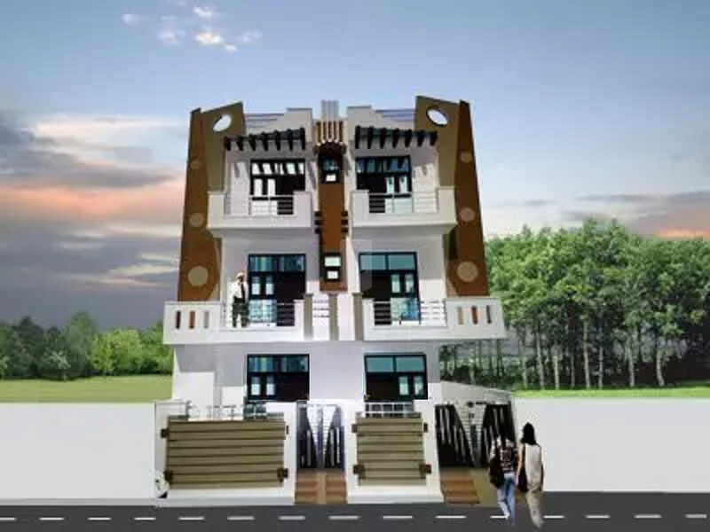Sharma Apartment 2 - Project Images
