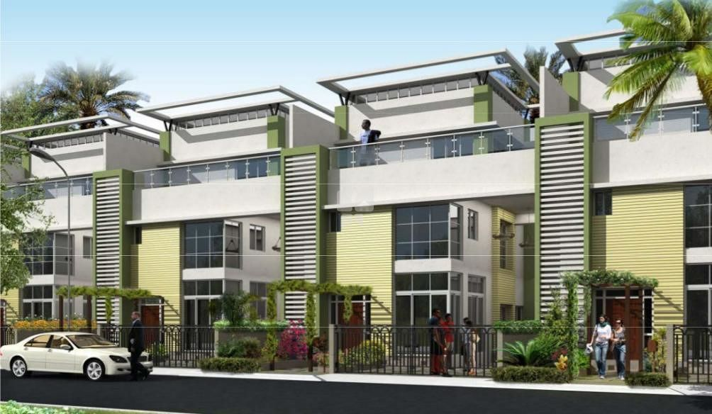 Kumar City - Project Images