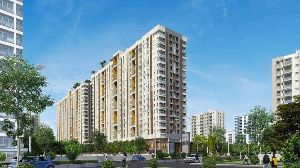 Appaswamy Capella - Project Images