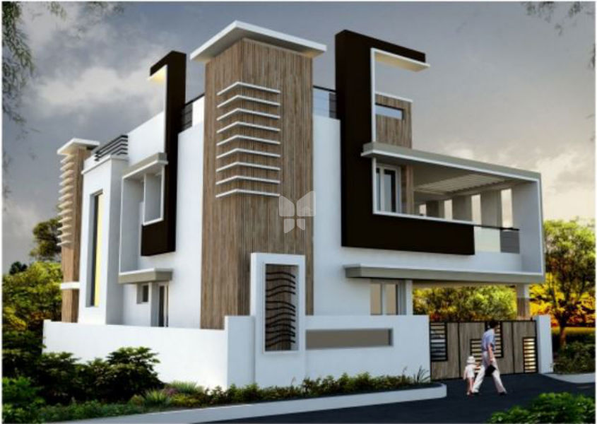 Sri Gujan's Atreya Villas - Project Images