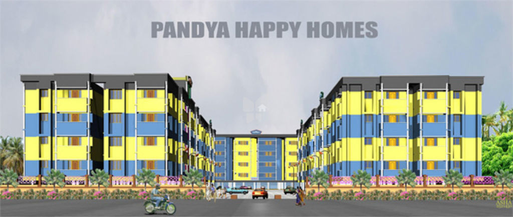 Vedha Pandya Happy Homes - Project Images