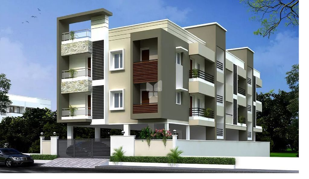 Sweet Sree Krishnaa Home - Project Images