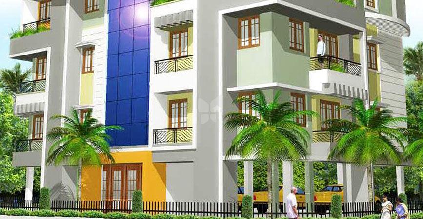 Nakshatra Apartments - Elevation Photo