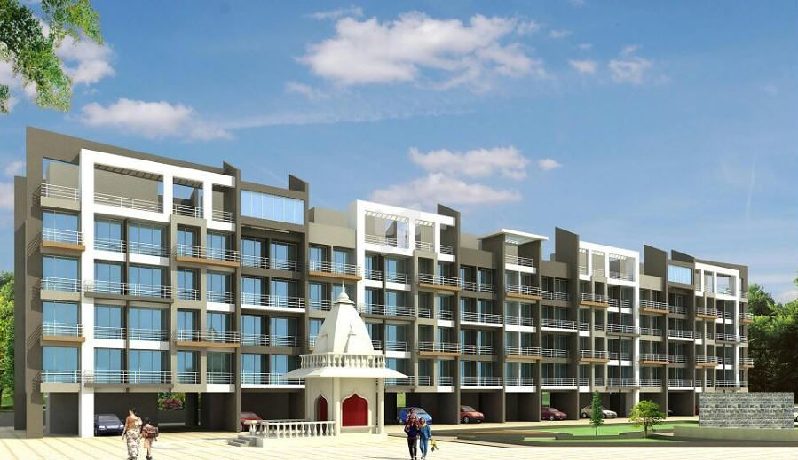 BKS Galaxy Riverside Residency - Elevation Photo