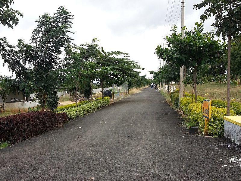 Silverton Pragathi Nandana - Elevation Photo