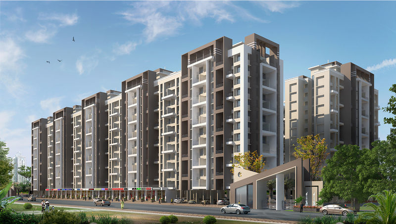 Mohan Nano Estates - Project Images