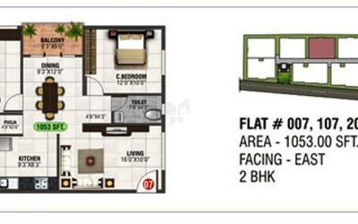 mbm-royale-in-jp-nagar-5th-phase-floor-plan-2d-tip
