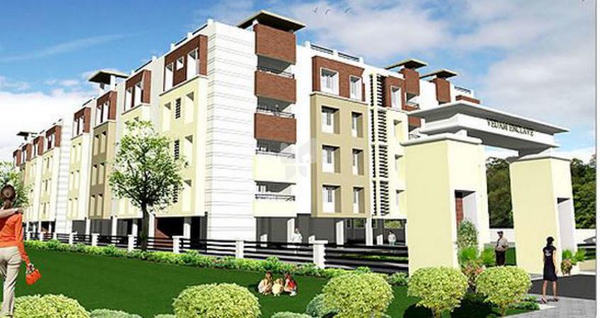 Covai Vedam Enclave - Project Images