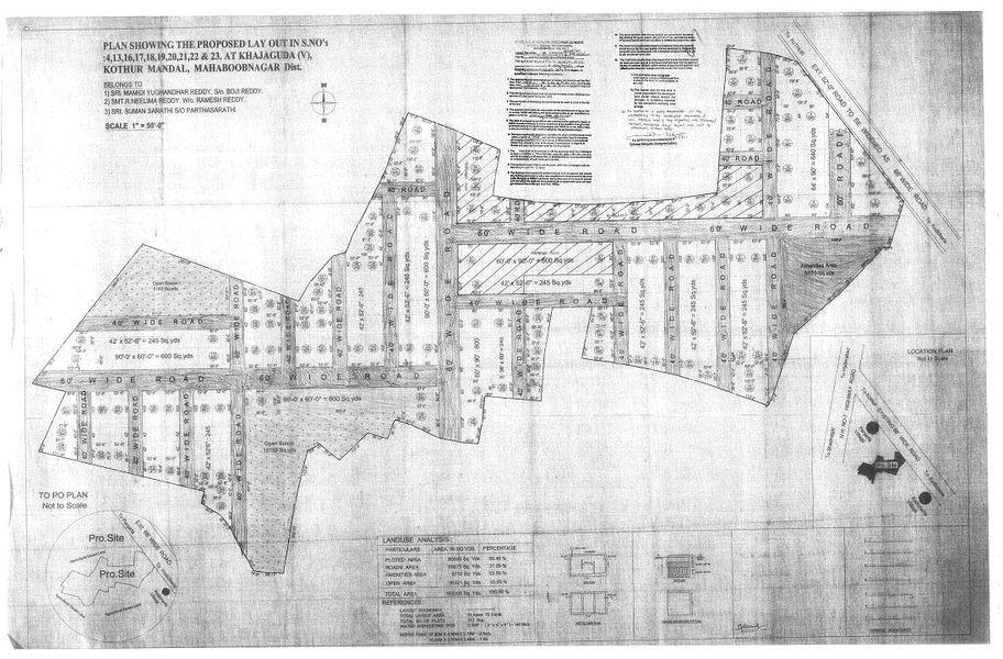 IIPPL Sparrow Shore Avenue - Master Plans