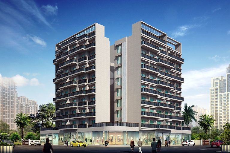 Eveready Sri Dattatray Apartments - Project Images