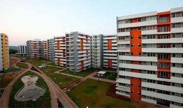 Akshaya Metropolis - Elevation Photo