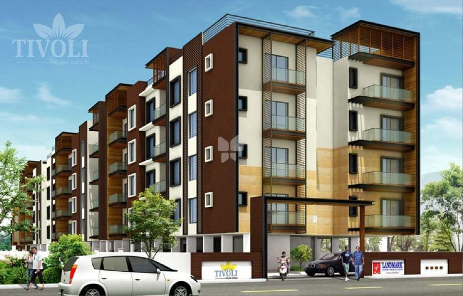 Landmark Tivoli in Mogappair, Chennai - Price, Floor Plans ...