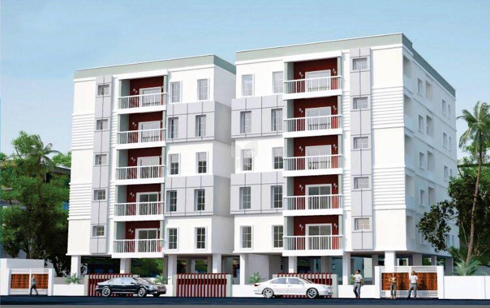 Prajay Dattatreya Apartments - Elevation Photo