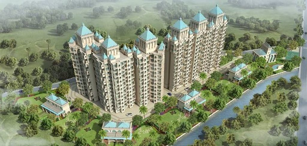 Tharwani Vedant Imperial Apartment - Project Images
