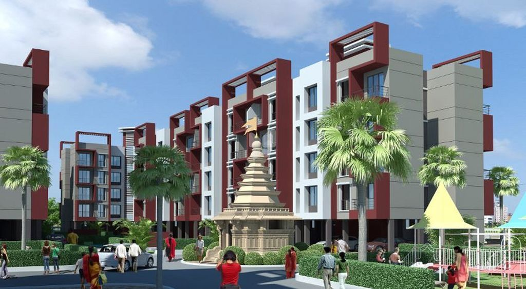 Om Sai Sansar Residency - Project Images