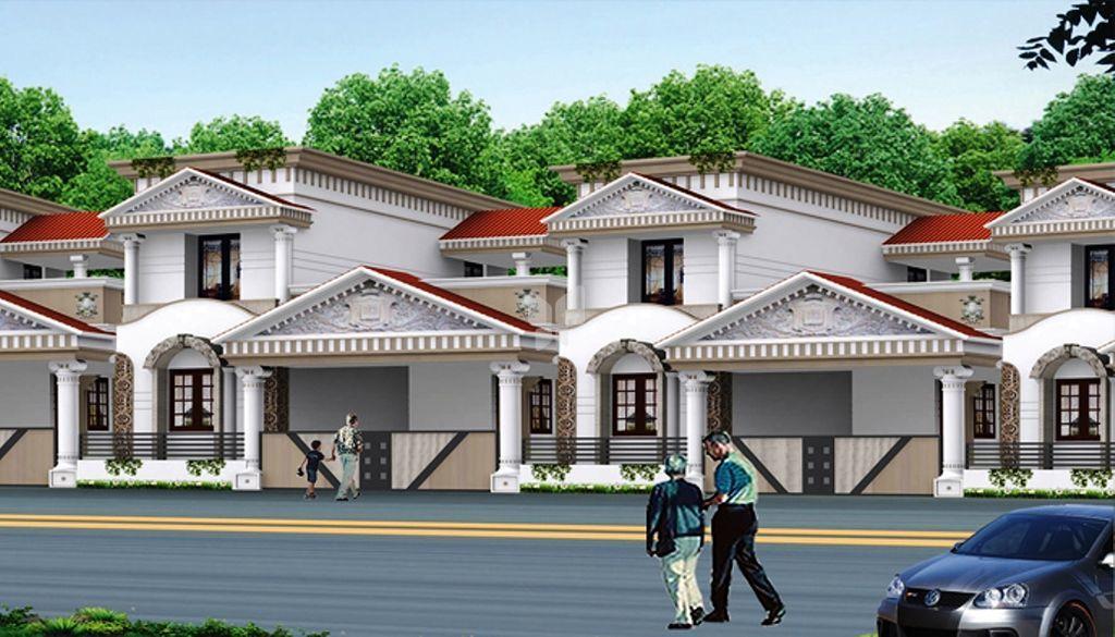 Raj Sri Ranga Nagar - Elevation Photo