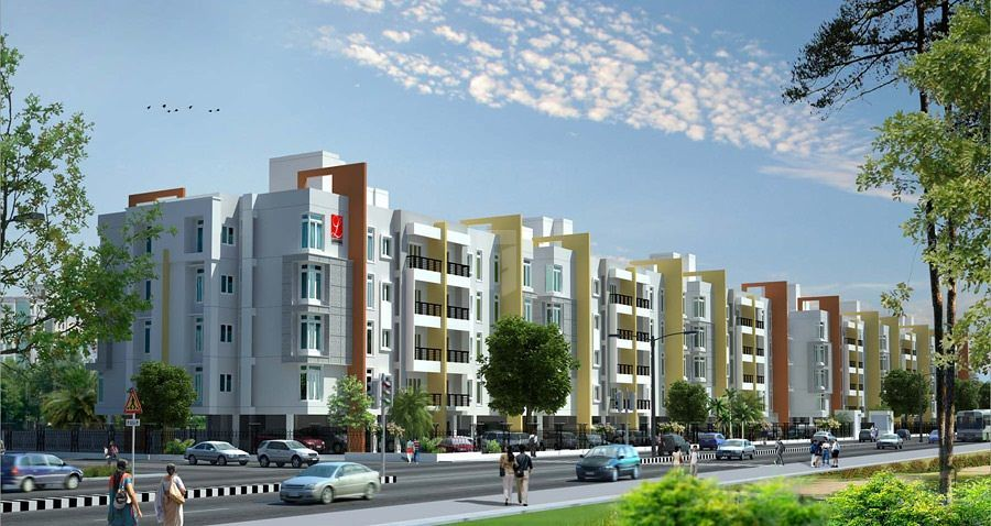 Landmark Geethanjali - Project Images