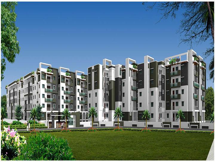Sai Ashraya - Project Images