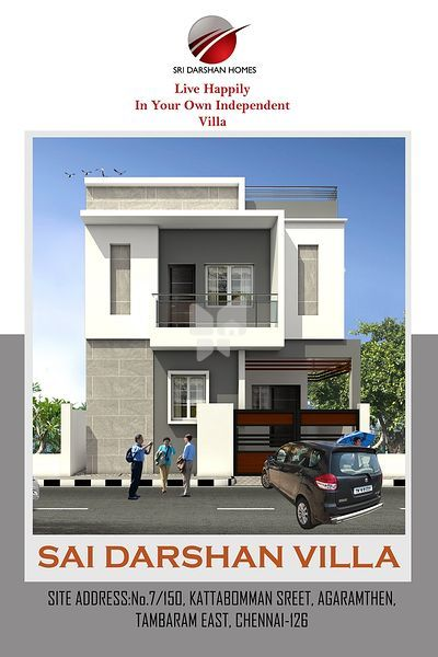 Sai Darshan Villas - Elevation Photo