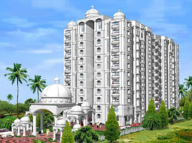 Jain Housing Eiffel Garden - Elevation Photo